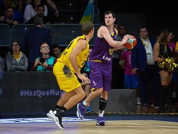 תבוסה בספרד: 84:52 לטנריף במסגרת ליגת האלופות