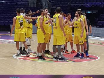מנצחים את אשדוד בבית 88:65 במשחק אימון