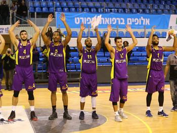 אוהדים את אשדוד: ניצחון חוץ נוסף בתוצאה 90:68