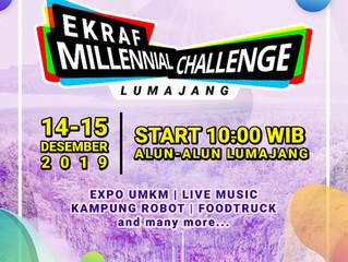 """""""Ekraf Millennial Challenge"""""""