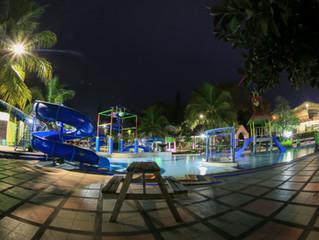 Taman Air KWT, Cocok untuk pesta ?
