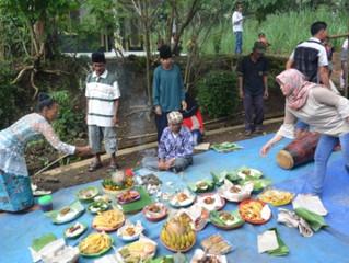 Budaya Sedekah Desa Burno, Kecamatan Senduro