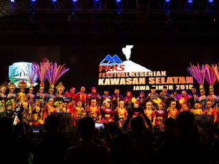 Festival Kesenian Kawasan Selatan 2018