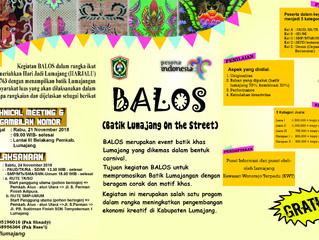 Batik Lumajang On The Street