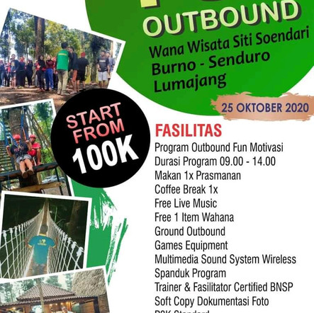 Fun Outbound Siti Sundari