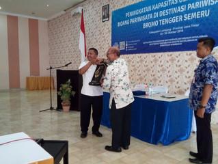 Kementerian Pariwisata Meningkatkan  Pelatiahan Home Stay Di Kabupaten Lumajang