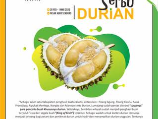 Serbu Durian Lumajang 2020