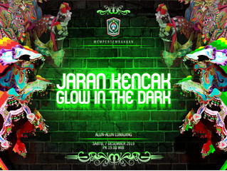 JARAN KENCAK GLOW IN THE DARK 2019