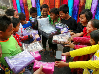 Festival Dingklik di Kampung Meubel Pasinan Lumajang