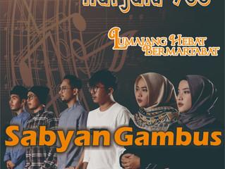 Konser Musik Sabyan Gambus PAGELARAN SENI RELIGI