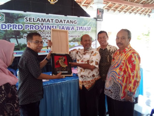 Kunjungan DPRD Komisi B Ke Lumajang Bahas Persiapan Raperda Desa Wisata di Jawa Timur