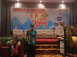 """Table Top """"Sekar Kijang"""", Bekerjasama Meningkatkan Pariwisata Kabupaten Lumajang"""