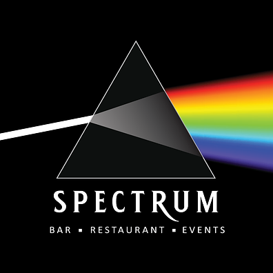 Spectrum Eugene Lesbian Gay Bisexual Transgender Queer Bar Logo