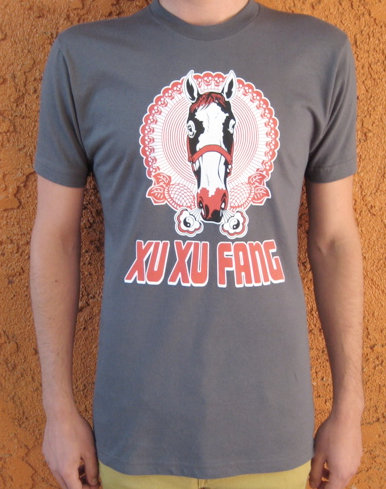 Men's Horse Shirt