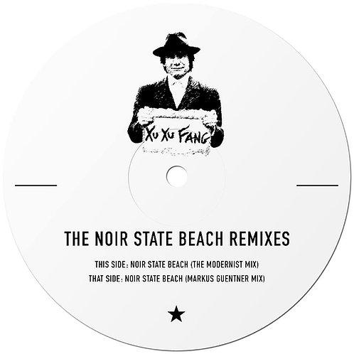 "Noir State Beach Remixes 12"" Vinyl KOMPAKT Records"