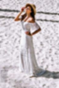 bridal editorial wedding dress