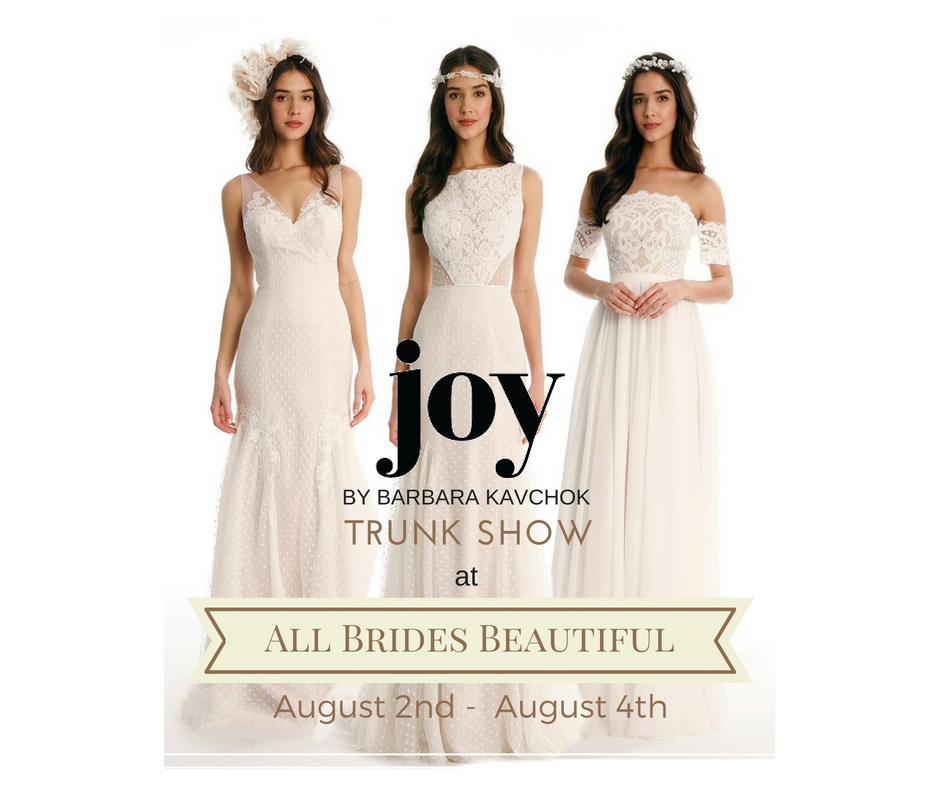 All Brides Beautiful Trunk Show