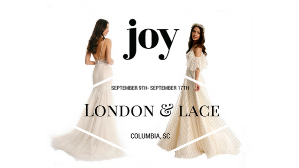 London & Lace Trunk Show