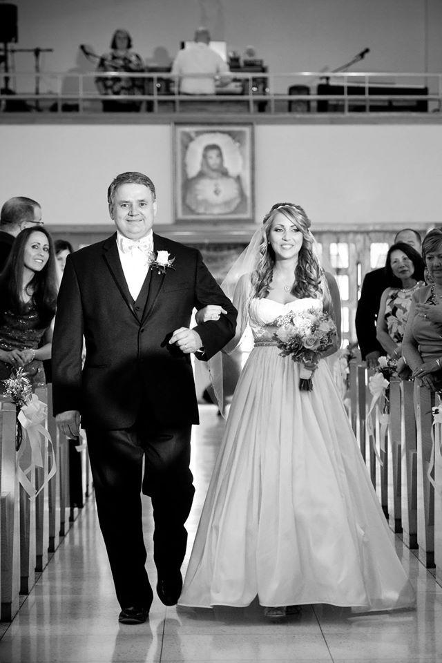 Nicole & Father of the Bride