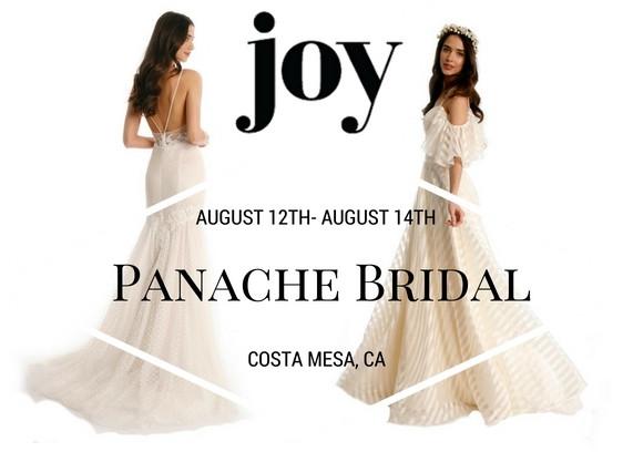 Panache Costa Mesa Trunk Show
