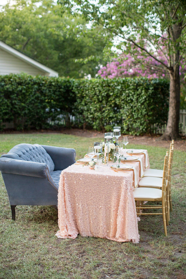 Table scapes wedding