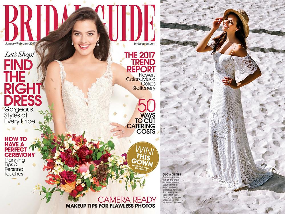 Bridal Editorial- Farrah by Joy Collection