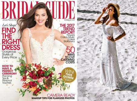 Bridal Guide Editorial makes us crave Summer and the Sun