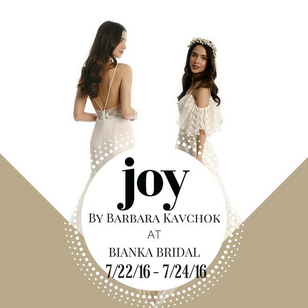 Bianka Bridal Trunk Show