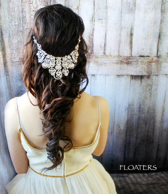 Head Chain Hair Accessory