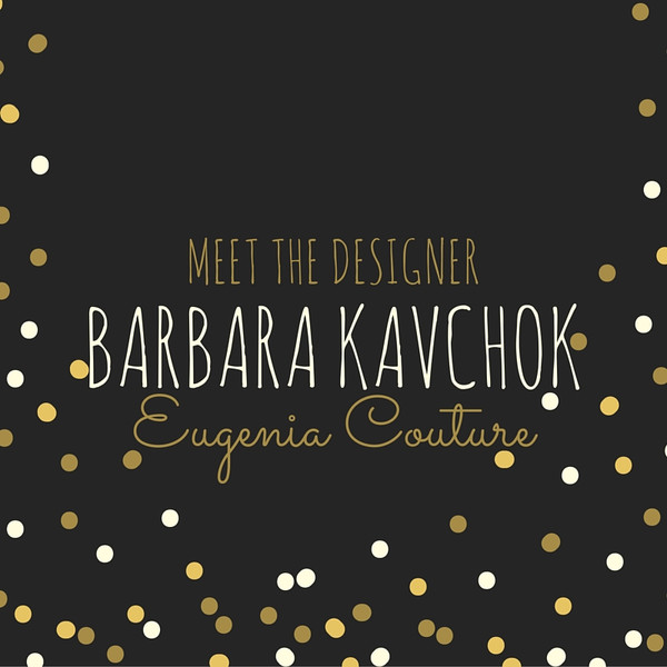 Meet the Designer... featured on Wedding Lovely Blog