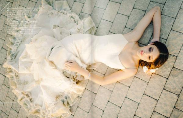 Burlap Bride