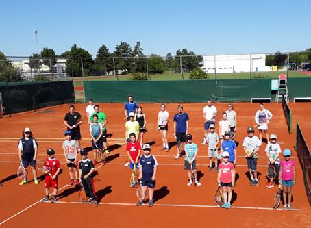 TCM-Jugendcamp 2020 – Spiel, Spaß und ganz viel Tennis!