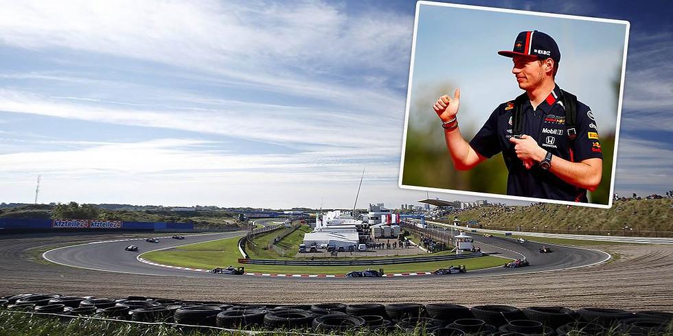 Public Viewing - Formel 1 - Silverstone