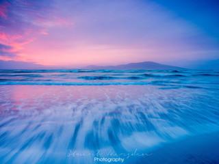 Sunset Over Taransay