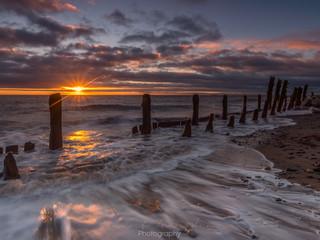 Spurn Sunrise