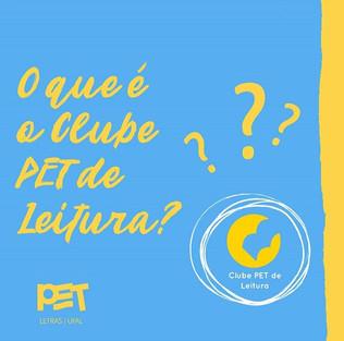 Clube PET de Leitura