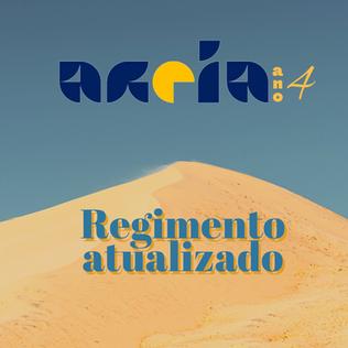 Regimento da Revista Areia