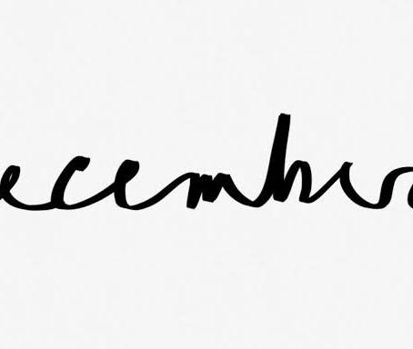 12月のお休みについて!
