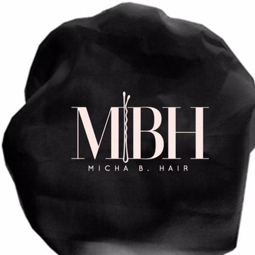 Micha B Silk Bonnet