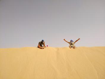 Bienvenue en Mauritanie !