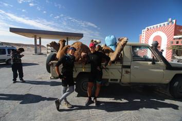 Bientôt la fin de Maroc... Et 5000 km parcourus