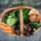 L'App du Terroir Légumes frais dans le panier