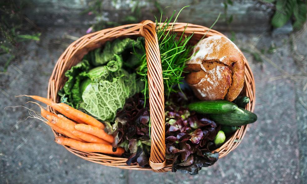 The Small Veggie Box