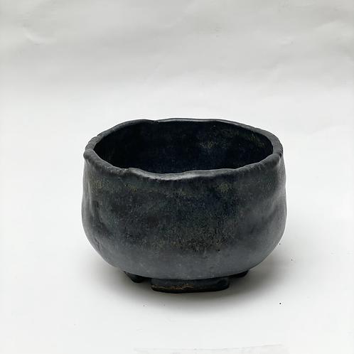 Deep dark blue, 9.5 x 5.5 cm
