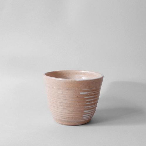 Stoneware pot ED - D