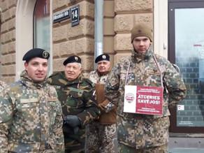 В Латвии из-за плохого здоровья рекрутов сорваны планы формирования частей