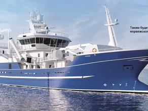 ОСК планирует ускорить строительство рыбопромыслового флота