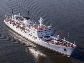 ОИС Балтийского флота идет в Аденский залив