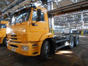 Литва расширяет производство КАМАЗов