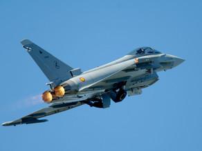 В Эстонии во время учений истребитель НАТО потерял ракету